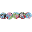 Japan flower hair slide-large size kokeshis - PPMC
