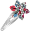 Star flower hairclip poppy - PPMC