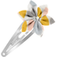 Star flower hairclip pastel drops - PPMC