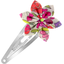 Star flower hairclip purple meadow - PPMC