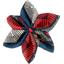 Pasador flor estrella wax - PPMC