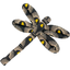 Dragonfly hair slide inca sun - PPMC