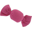 Mini sweet hairslide fuschia