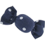 Mini sweet hairslide navy blue spots - PPMC