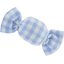 Mini sweet hairslide sky blue gingham - PPMC