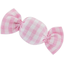 Mini sweet hairslide pink gingham - PPMC