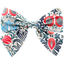 Barrette noeud papillon azulejos - PPMC