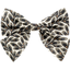 Bow tie hair slide foliage - PPMC
