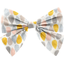Bow tie hair slide pastel drops - PPMC
