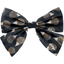 Bow tie hair slide  hedgehog - PPMC