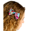 Bow tie hair slide kokeshis
