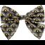 Pasador lazo mariposa sol de los incas - PPMC
