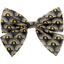 Barrette noeud papillon soleil inca