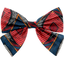 Bow tie hair slide wax