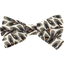 Ribbon bow hair slide foliage - PPMC