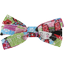 Ribbon bow hair slide kokeshis - PPMC
