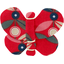 Butterfly hair clip paprika petal - PPMC