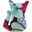 Petite barrette chat fleurs du mékong - PPMC