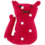Small cat hair slide red spots - PPMC