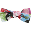 Small bow hair slide kokeshis