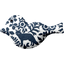 Bird hair slide scandinave navy blue - PPMC