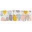 Petite barrette plissée gouttes pastel - PPMC