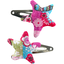 Star hair-clips kokeshis - PPMC