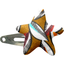 Pasador de pelo estrella cabosses - PPMC