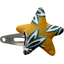 Star hair-clips aniseed star - PPMC