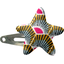 Star hair-clips palmette - PPMC