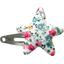 barrette clic-clac étoile  roseraie - PPMC