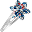 Star flower hairclip flowered london - PPMC