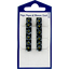 Medium-sized alligator hair clip: crm124 - PPMC