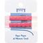 Petite barrette croco etoile or fucshia cr008 - PPMC