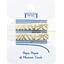 Petite barrette croco ramage or cr051 - PPMC