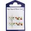 Petite barrette croco cr014 - PPMC