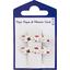 Petite barrette croco cr015 - PPMC