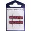 Petite barrette croco cr021 - PPMC