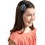 Barrette fleur étoile 4 etoile argent jean