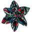 Star flower 4 hairslide  tulipes - PPMC