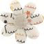 Fabrics flower hair clip   copa-cabana - PPMC