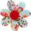 Pasador flor margarita   corola - PPMC