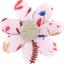 Barrette fleur marguerite herbier rose - PPMC