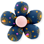 Mini flower hair slide  - PPMC