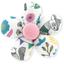 Petite barrette mini-fleur contes et légendes - PPMC
