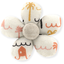 Mini flower hair slide   copa-cabana