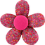 Mini flower hair slide currant crocus - PPMC