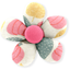 Mini flower hair slide summer sweetness
