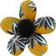 Mini flower hair slide aniseed star - PPMC