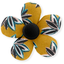 Mini flower hair slide aniseed star - PPMC